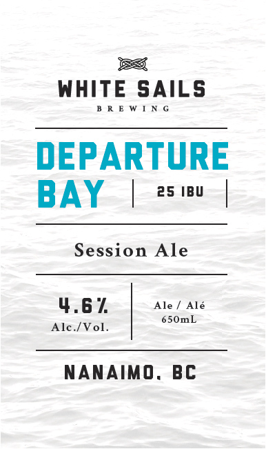 Departure Bay Session Ale