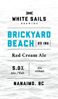 Brickyard Beach Red Cream Ale