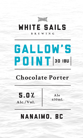 Gallows Point Chocolate Porter